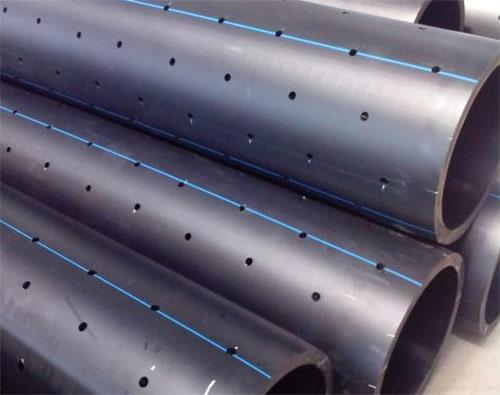 打孔渗水管生产