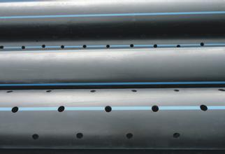 HDPE打孔渗透管