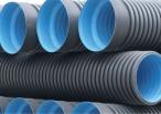 HDPE双壁波纹管生产